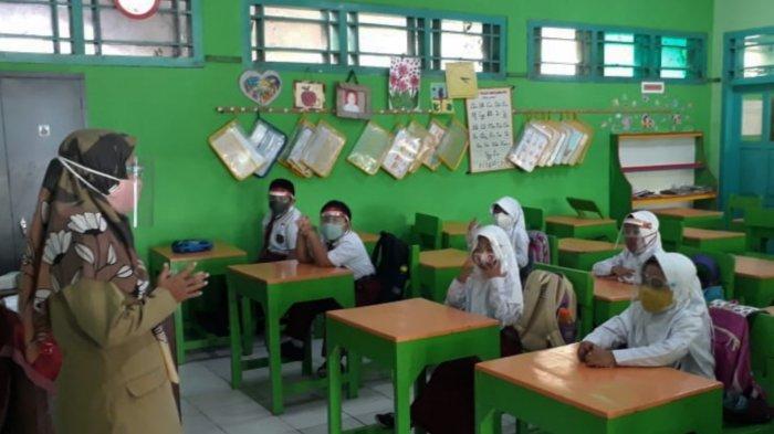 Sekolah di Kota Tegal yang Ajukan PTM Diwajibkan Miliki Tim Satgas Covid-19