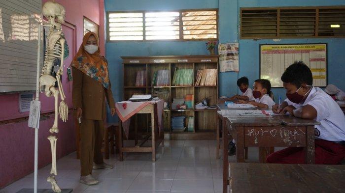 Puluhan PAUD dan SD di Kota Tegal Siap Laksanakan PTM Oktober 2021 Mendatang
