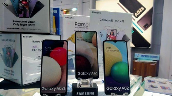 Cari HP Samsung? Ini Daftarnya Harga Rp 4 Juta hingga Rp 5 Jutaan? Berikut Daftarnya