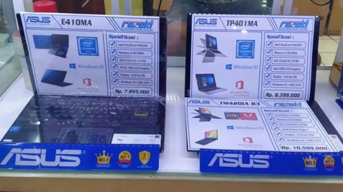 Berikut Ini Daftar Harga dan Spesifikasi Laptop Asus di Bulan Mei 2021