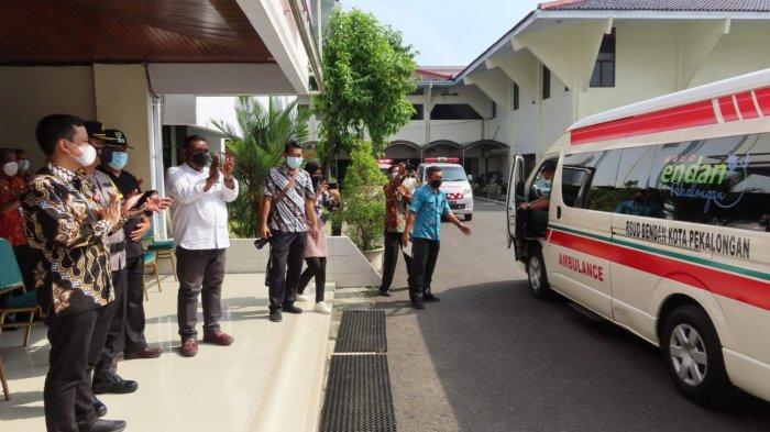 'Tombol Panik Ambulance Rakyat', Aplikasi Kegawatdaruratan di Pekalongan Berbasis Smpartphone