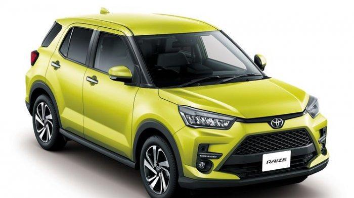 SUV Terlaris di Jepang Toyota Raize Disebut Akan Meluncur di Indonesia Tahun Ini