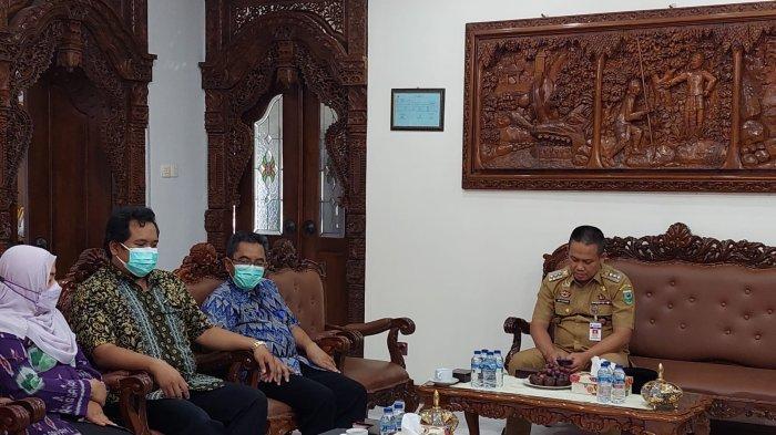 Ikatan Dokter Indonesia Kebumen Mengadu ke Bupati Soal Tak Meratanya Peserta BPJS Kesehatan