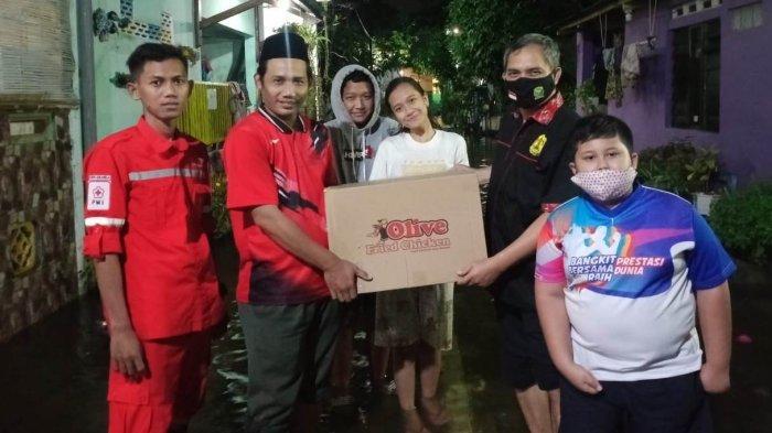 USM Buka Dapur Umum untuk Korban Banjir di Semarang, Juga Salurkan Sejumlah Bantuan