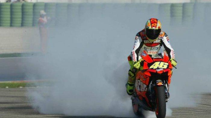 Terungkap Alasan Rossi Tinggalkan Honda dan Pindah ke Yamaha 16 Tahun Lalu