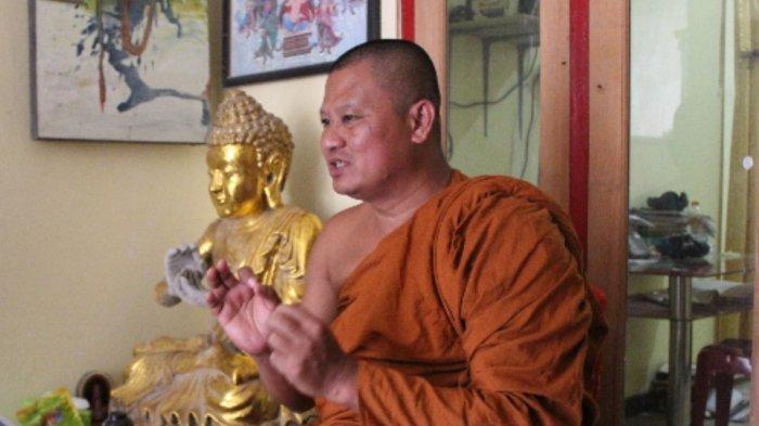 Menilik Vihara Pertama di Indonesia, Wahyudi : Ada Tiga Pesan Dari Pemugaran Vihara 2500 Buddha