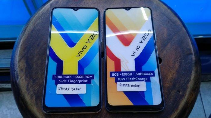 Ada Cashback untuk Pembelian Vivo Y20, Ini Harganya Sekarang