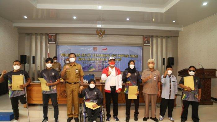 NPCI Cilacap Kirim 24 Atlet Perkuat Jawa Tengah di Peparnas XVI Papua 2021