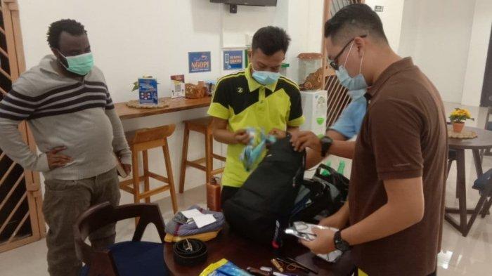 Sebelum Dideportasi, Warga Nigeria Eks Napi Narkotika Dikarantina di Rudenim Semarang