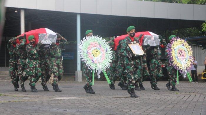 Gugur di Papua Barat, Jenazah 2 Prajurit TNI Asal Sulsel Tiba di Makassar Sore Ini