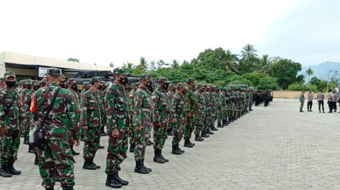 BREAKING NEWS: 759 Personel TNI-Polri Dikerahkan Amankan Kunjungan Ma'ruf Amin di Manokwari Hari Ini