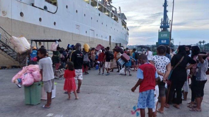 Calon Penumpang Kapal Banyak yang Abaikan Prokes, Pelni Manokwari Ungkap Alasannya: Ini Jadi PR Kami
