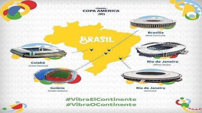 Jadwal Copa America Malam Ini dan Besok Pagi: Laga Penentuan Bolivia Vs Uruguay Live Pukul 04.00 WIB