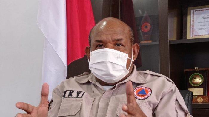 Pasca Kebakaran di Manokwari, BPBD Papua Barat Tetapkan Masa Tanggap Darurat