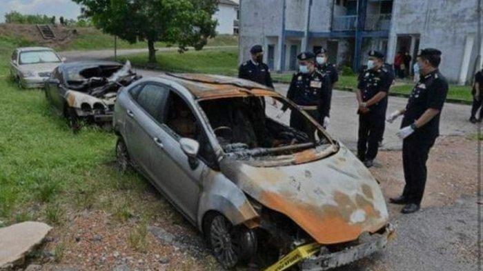 Ingin Dapat Uang Asuransi demi Bayar Utang 1,7 Miliar, Dua Pria Ini Nekat Bakar 3 Mobil