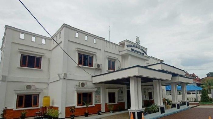 2 Tersangka Kasus Dugaan Korupsi Dana Situs Mansinam Ditahan Kejari Manokwari