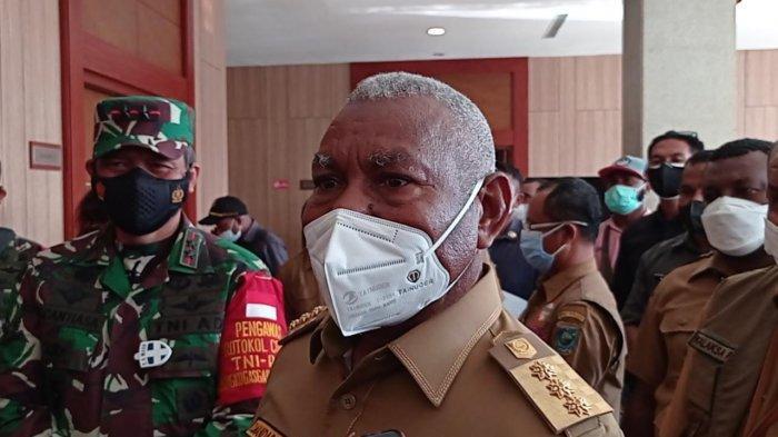 Ketersediaan Tabung Oksigen di Manokwari Makin Menipis, Ini Tanggapan Gubernur Papua Barat