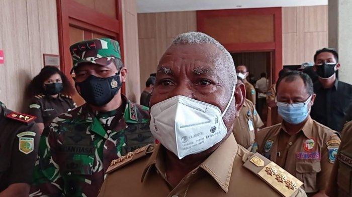 Manokwari dan Sorong Harus Terapkan PPKM Darurat, Gubernur Papua Barat: Kita Ini Ada di Zona Merah