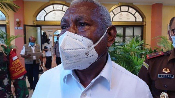 Gubernur Dominggus Mandacan Siapkan Bonus Rp 1 M bagi Atlet Papua Barat yang Raih Emas di PON XX
