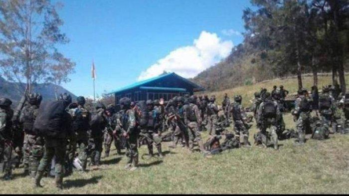 Baku Tembak antara TNI dan KKB di Gome Kabupaten Puncak, Danrem: Kami Masih Terus Monitor