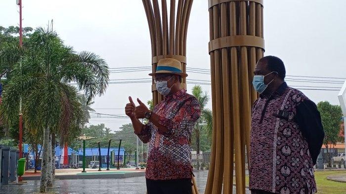 Bersama Johny Kamuru, Ridwan Kamil Resmikan Wajah Baru Kabupaten Sorong Papua Barat