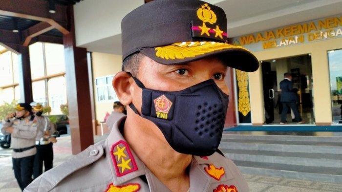 Kunjungi Polres Manokwari, Kapolda Minta Anggotanya Profesional: Jangan Ada Perbuatan Transaksional