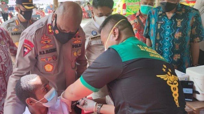 Jelang PON XX Papua, Vaksinasi Covid-19 untuk Pelajar SMP dan SMA Digencarkan