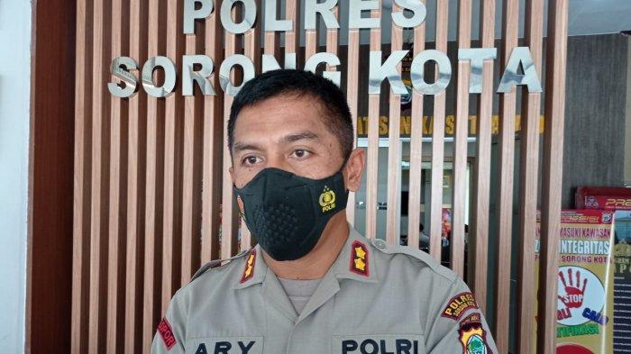 Kapolres Bantah Kabar Adanya Warga Dicegat Orang dari Maybrat di KM 14 Kota Sorong: Hoaks Itu