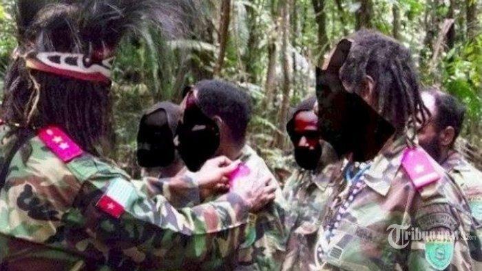 Satgas Pinang Sirih Kuasai Markas KKB di Puncak Papua, Diawali Patroli Drone hingga Sita Senjata M16