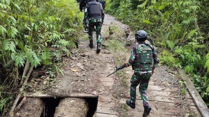 Terkait Penyerangan di Maybrat, Kapendam Kasuari: Ada OTK Bawa Senjata