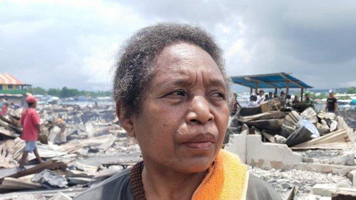 Pasca-Kebakaran di Manokwari, Pemilik Hak Ulayat Minta Warga Tak Lagi Bangun Rumah di Area Tersebut
