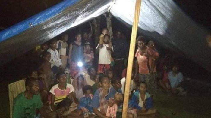 Warga 24 Kampung Mengungsi ke Hutan Pascapenyerangan Posramil Kisor, Kapendam: Mereka Diancam