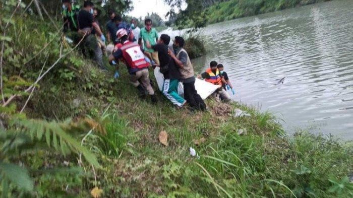 Ciri-ciri Mayat Pria Misterius yang Ditemukan di Sungai Serang, Polisi Duga Korban Belum Ber-KTP