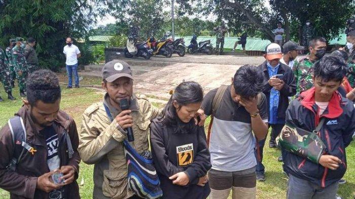 Ceritakan Detik-detik Penyerangan KKB, Suster Ola Dikejar ke Jurang hingga Sembunyi di Akar Pohon