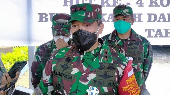 Mayjen TNI I Nyoman Cantiasa Minta Prajurit di Jajaran Kodam XVIII/Kasuari Jadi Contoh