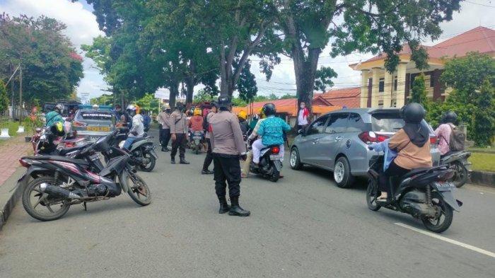 Seorang Pekerja Pers Diduga Jadi Korban Arogansi Oknum Polisi di Manokwari