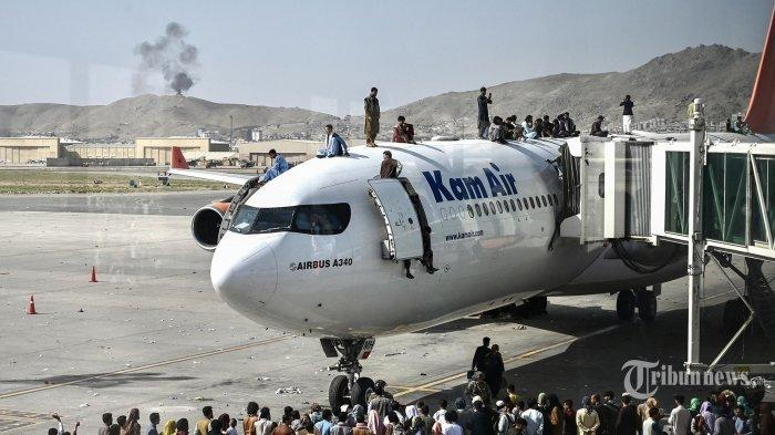 Runtuhnya Pemerintah Afghanistan: Jatuhnya Kabul ke Taliban setelah Pasukan AS Hengkang