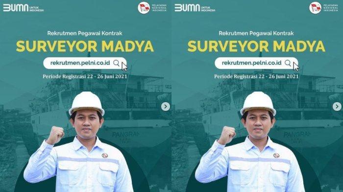 Lowongan Kerja BUMN PT Pelni Bulan Juni 2021, Cek Persyaratannya