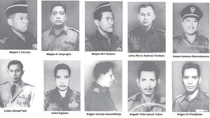 Apa Alasan Penculikan dan Pembunuhan Para Jenderal TNI AD di Tragedi Berdarah G30S?