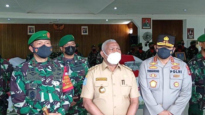 Kecam Penyerangan di Posramil Kisor yang Tewaskan 4 TNI, Gubernur Papua Barat: Tidak Manusiawi