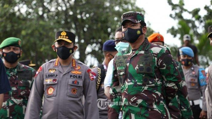 BREAKING NEWS: Panglima TNI dan Kapolri Diagendakan Tiba di Sorong Siang Ini