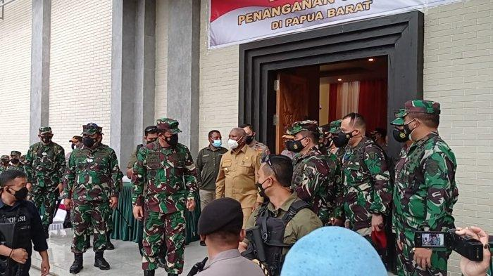 Panglima TNI dan Kapolri Apresiasi Penangan Covid-19 di Sorong, Wali Kota: Paling Top di Papua Barat