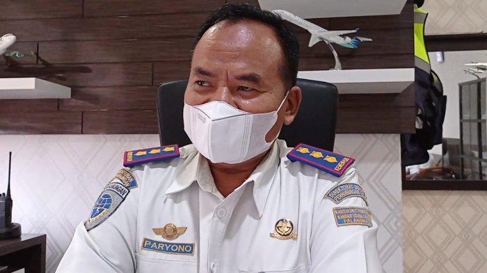 Hari Pertama Instruksi Gubernur soal PPKM, Bandara Rendani Manokwari Sepi