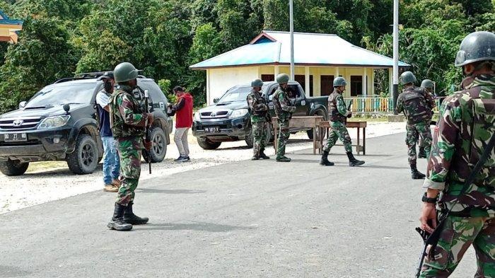 Aparat TNI-Polri Berhasil Bekuk Pucuk Pimpinan KNPB Wilayah Kisor Kabupaten Maybrat