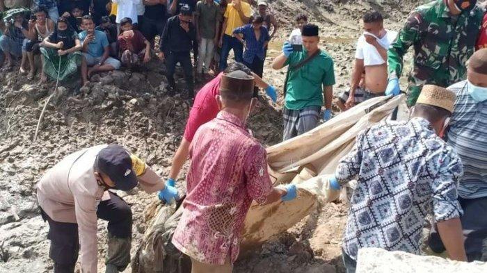 Penemuan Jenazah Pria Tanpa Identitas Terikat di Dalam Karung di Aceh, Diduga Korban Pembunuhan