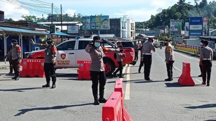 Manokwari Disekat di Siang Hari, Kapolda Papua Barat: Kita Suruh Mereka Putar Balik