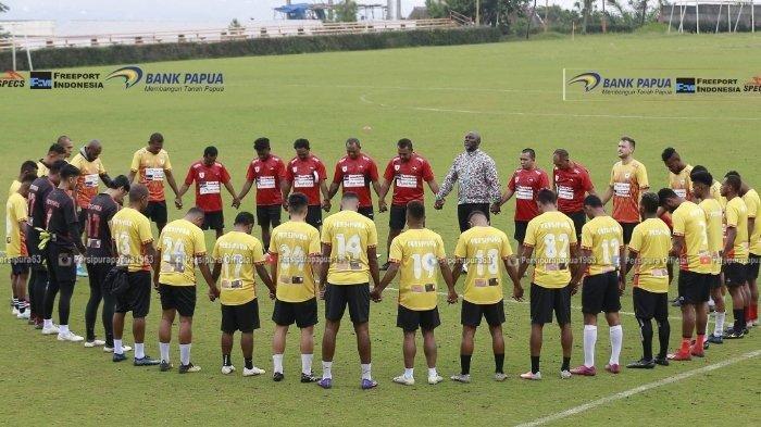 Maksimalkan Persiapan Jelang Piala AFC, Persipura Berencana Gelar Latihan ke Jakarta