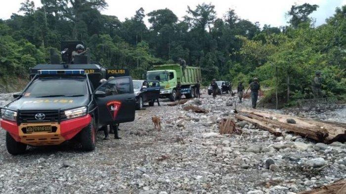 Serang Aparat, KKB Tenius Gwijangge Punya Senjata Rampasan dari TNI yang Dilengkapi Teleskop