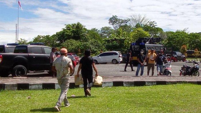 Polres Manokwari Panggil Sejumlah Saksi terkait Kasus Demo yang Berakhir Ricuh di Unipa