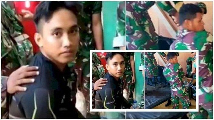 Detik-detik Pratu Iqbal Lolos dari KKB yang Serang Posramil Kisor di Maybrat, Loncat ke Sungai